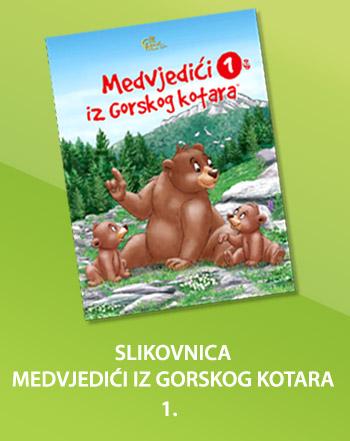 Medvjedići iz Gorskog kotara