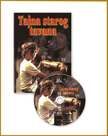 DVD - Tajna starog tavana