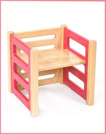 Hlapićev čarobni stolac - crveni