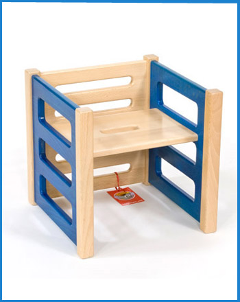 Hlapićev čarobni stolac - plavi