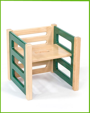 Hlapićev čarobni stolac - zeleni