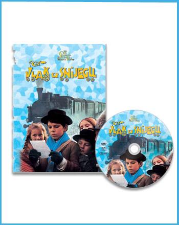 DVD - Vlak u snijegu