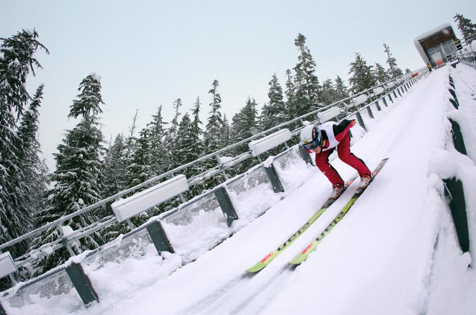 skijaski skokovi