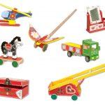 Tradicijske drvene igračke - Hlapićev dućan